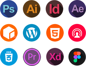 Chana freelance designer logos